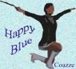 Majorettes Happy Blue x sito