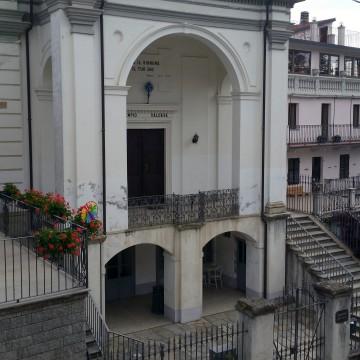 Il Tempio Valdese - Coazze