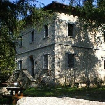 Palazzina Sertorio - Osservatorio per l'Ambiente - Coazze