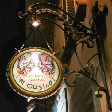 "Ristorante ""Dai Cusinot"""
