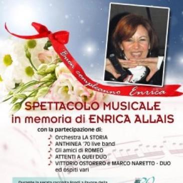Buon Compleanno ENRICA!