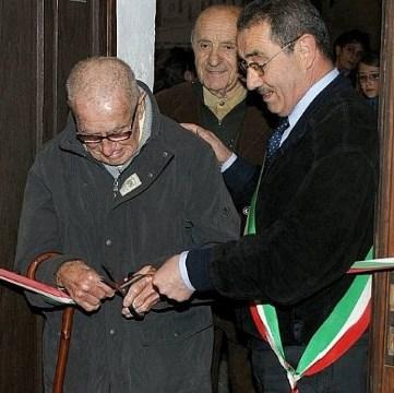 Inaugurazione Nuovo Ecomuseo della Resistenza