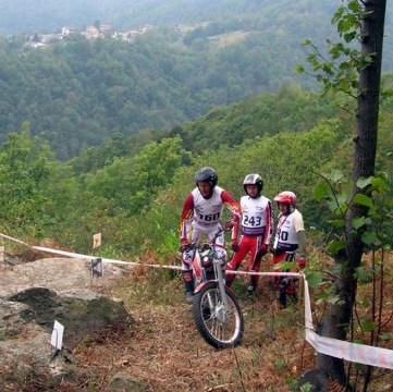 Campionato Regionale di Trial 2012