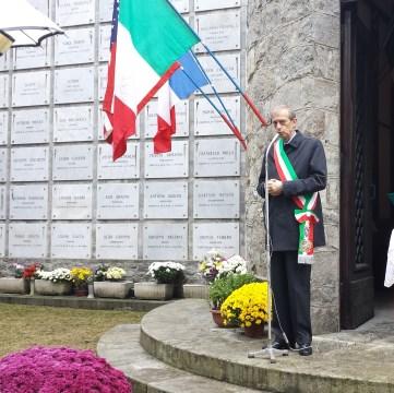 69° Anniversario Ossario di Forno
