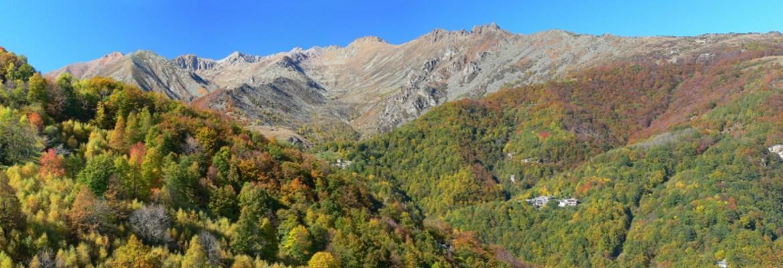 Montagne della Val Sangone