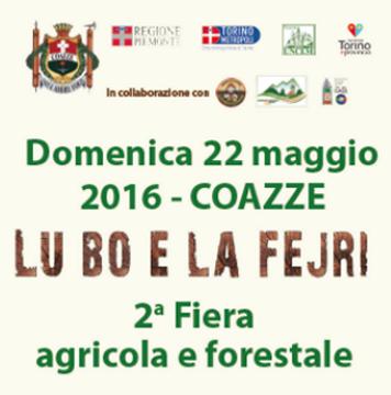 """Fiera agricola-forestale """"Lu Bo e la Fejri"""""""