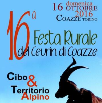 16^ Festa Rurale del Cevrin di Coazze