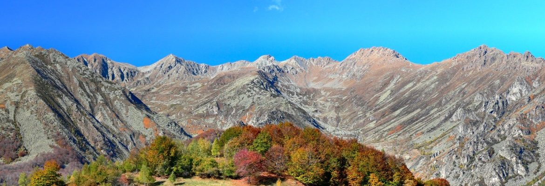 Montagne autunnali