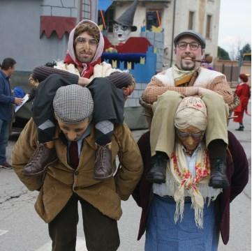 Domenica 5 marzo: Sfilata di Carnevale