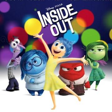 10 Marzo 2017: Proiezione film d'animazione INSIDE OUT