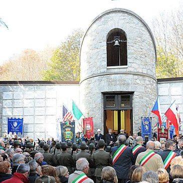 Domenica 14 maggio: Commemorazione Ossario Forno di Coazze
