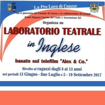 Laboratorio Teatrale in Inglese