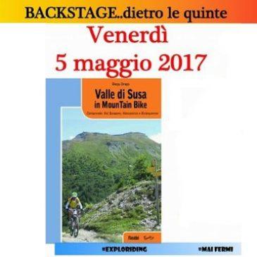 """Venerdì 5 maggio: Presentazione libro """"Valle di Susa in Mountain Bike"""""""