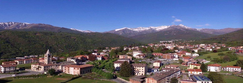 Panorama di Coazze