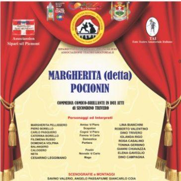 Sabato 5 agosto: Teatro dialettale