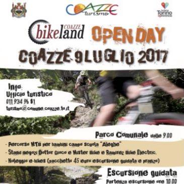 Domenica 9 luglio: Coazze BikeLand Open day