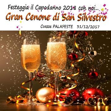 Domenica 31 dicembre – Gran Cenone di San Silvestro