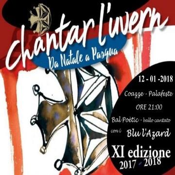 Venerdì 12 gennaio – Bal Poètic, ballo cantato con i Blu l'Azard